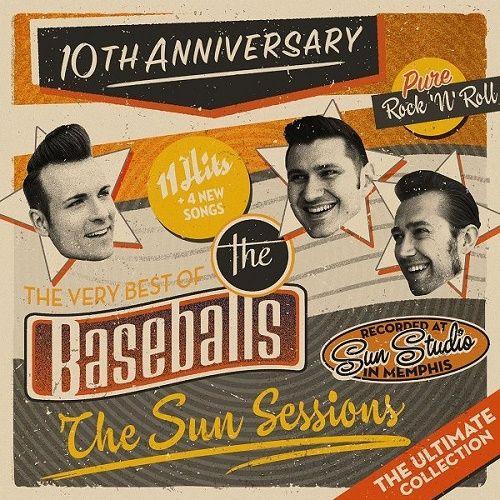 The Baseballs - The Sun Sessions (2017)