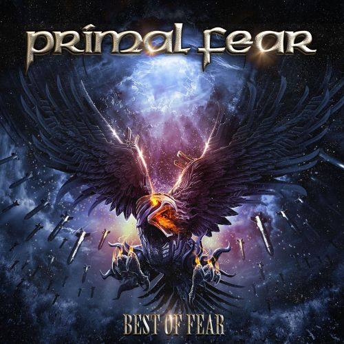 Primal Fear - Best Of Fear [Compilation] (2017)
