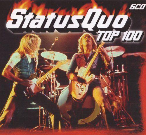 Status Quo - Top 100 [5CD Set] (2010)