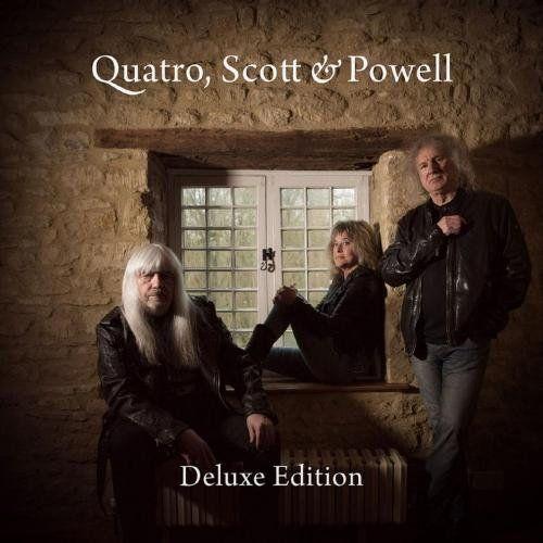 QSP - Quatro Scott Powell (Deluxe Edition) (2017)