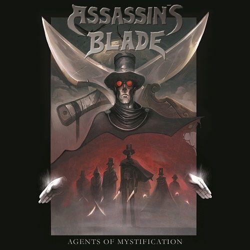 Assassin's Blade - Agents Of Mystification (2016) lossless