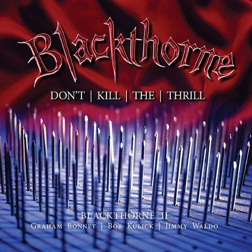 Blackthorne - Don't Kill The Thrill (2016) lossless