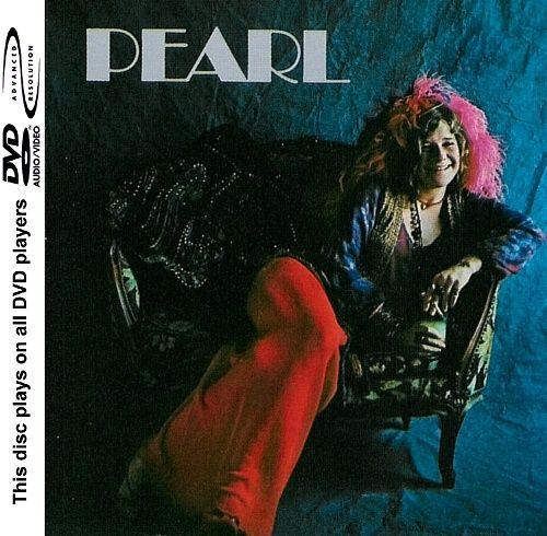 Janis Joplin - Pearl [DVD-Audio] (1971)