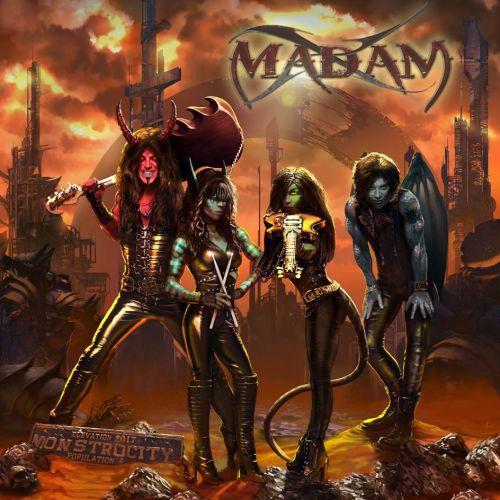 Madam X - Monstrocity (2017)