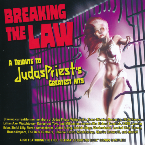Various Artists - Breaking The Law: A Tribute To Judas Priest's Greatest Hits (2017)