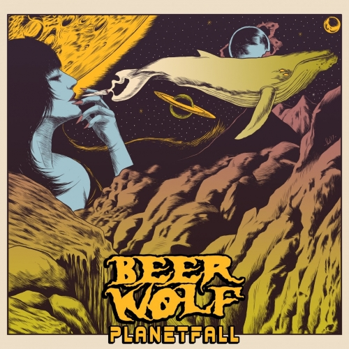 Beerwolf - Planetfall (2017)