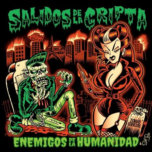 Salidos de la Cripta - Enemigos de la Humanidad (2017)