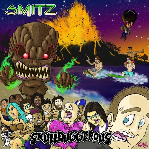 Smitz - Skullduggerous (2017)
