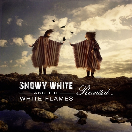 Snowy White, The White Flames - Reunited (2017)
