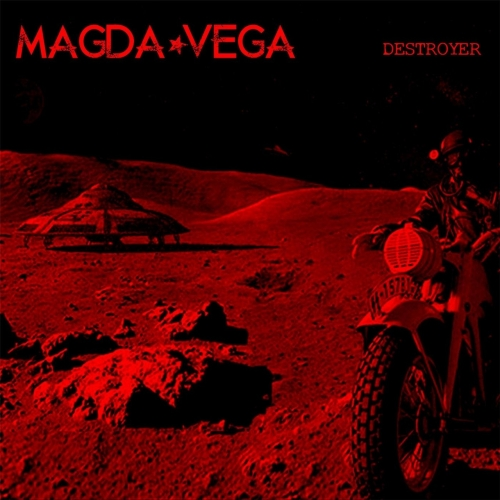 Magda-Vega - Destroyer (2017)