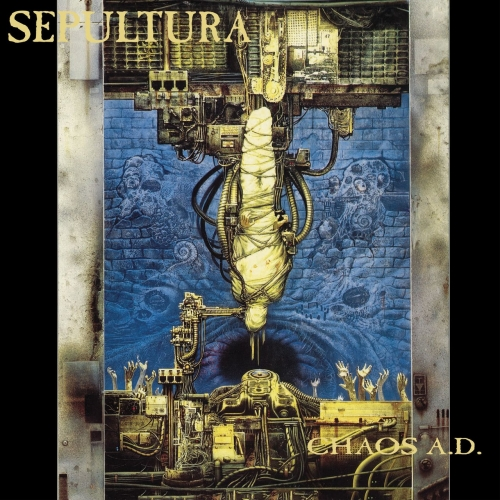 Sepultura - Chaos A.D. (1993/2017) (HDTracks)