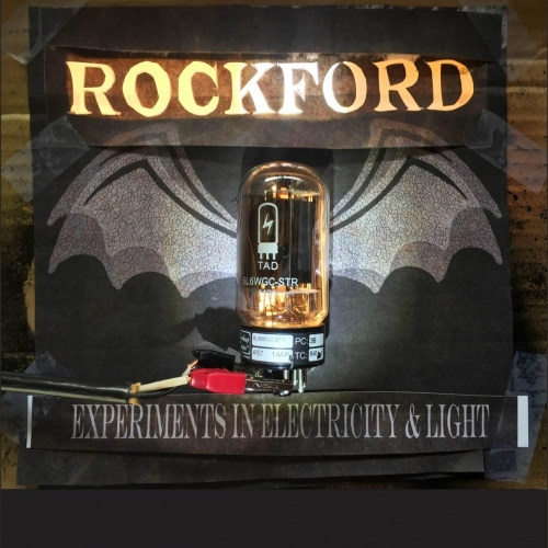 Rockford - Experiments in Electricity & Light (2017)