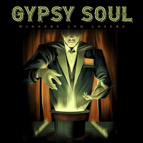 Gypsy Soul - Winners and Losers (2017)