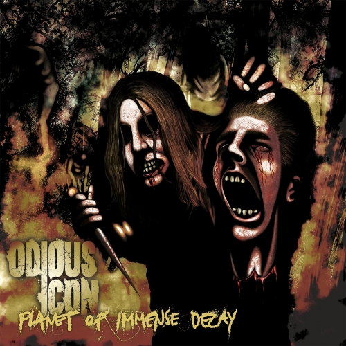 Odious Icon - Planet of Immense Decay (2017)