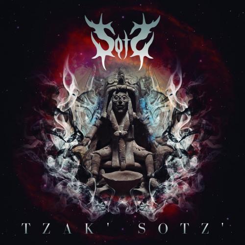 Sotz' - Tzak' Sotz' (EP) (2017)