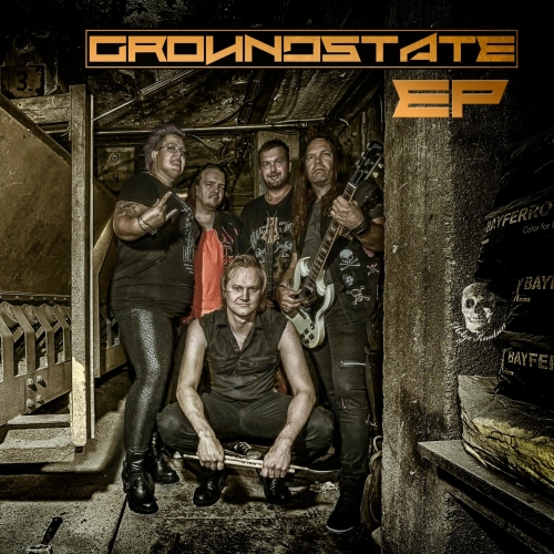 Groundstate - Groundstate (EP) (2017)
