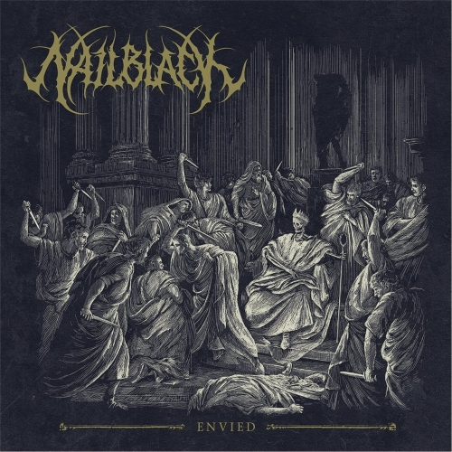 Nailblack - Envied (2017)