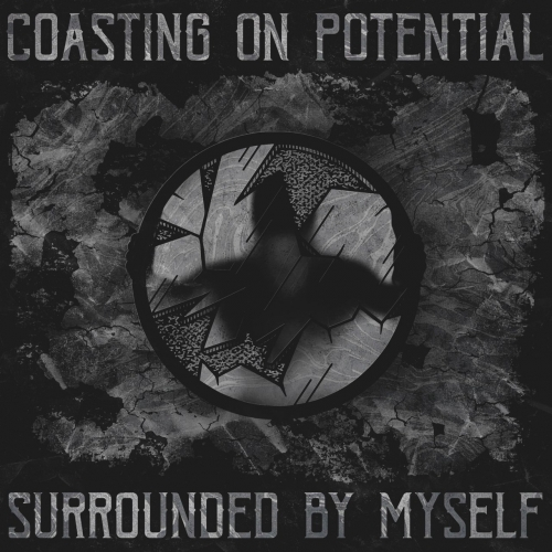 Coasting on Potential - Surrounded by Myself (EP) (2017)