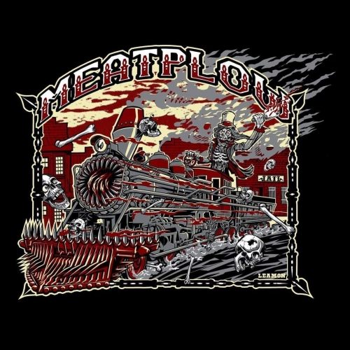 Meatplow - Top of the Bottom (EP) (2017)