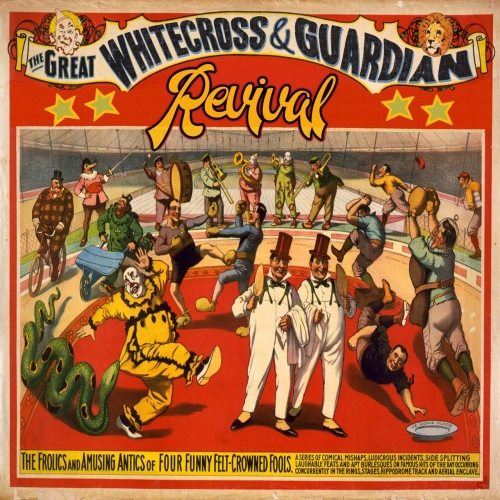 The Great Whitecross & Guardian - Revival (2017)
