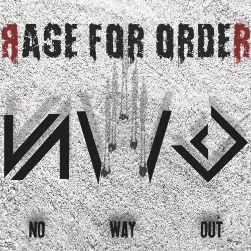 Rage For Order - No Way Out (2017)