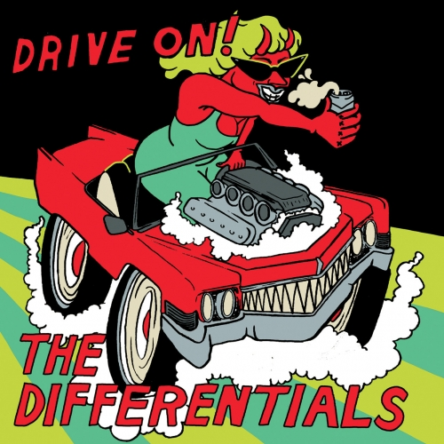 The Differentials - Drive On! (2017)