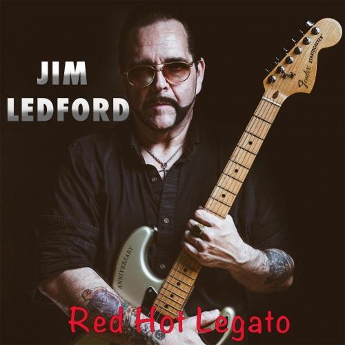Jim Ledford - Red Hot Legato (2017)