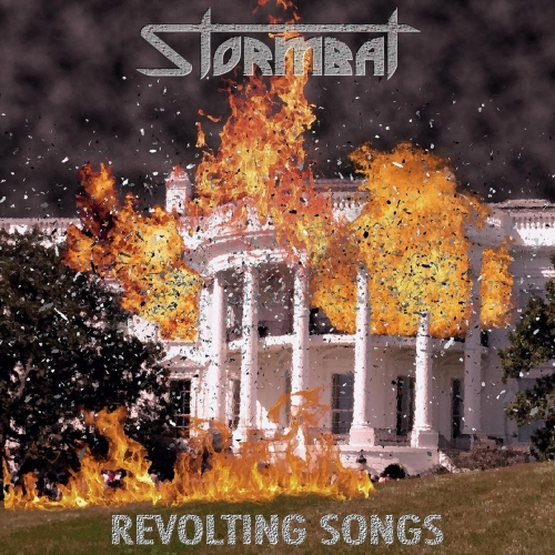 Stormbat - Revolting Songs (EP) (2017)