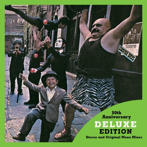 The Doors - Strange Days (50th Anniversary Expanded Edition) [Remastered] (2017)