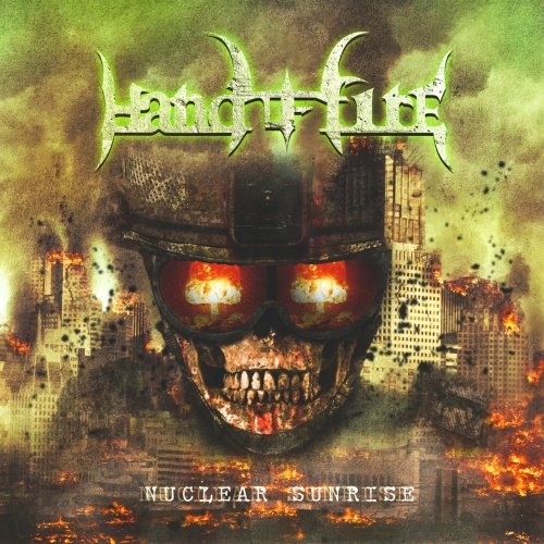 Hand of Fire - Nuclear Sunrise (2017)