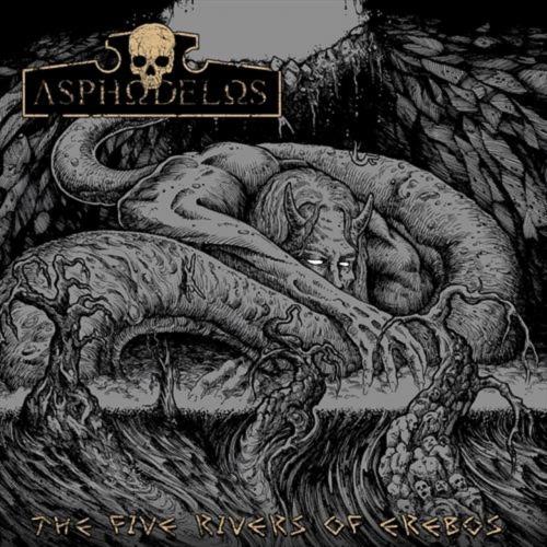 Asphodelos - The Five Rivers Of Erebos (2017)