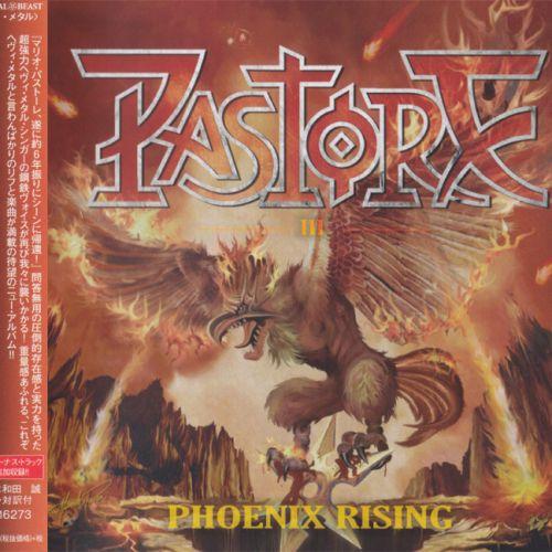 Pastore - Phoenix Rising (2017)