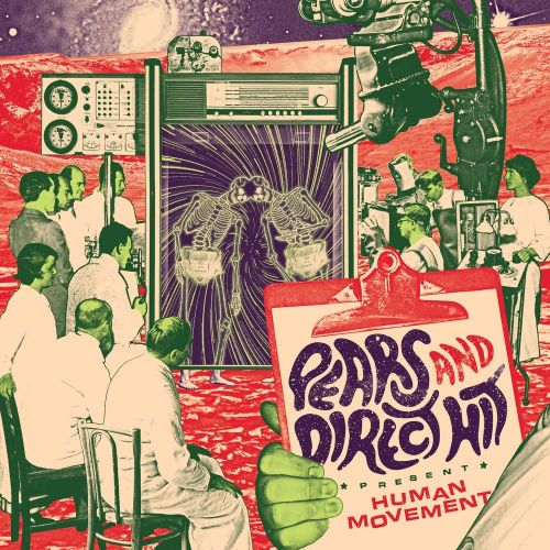 PEARS / Direct Hit! - Human Movement (2017)