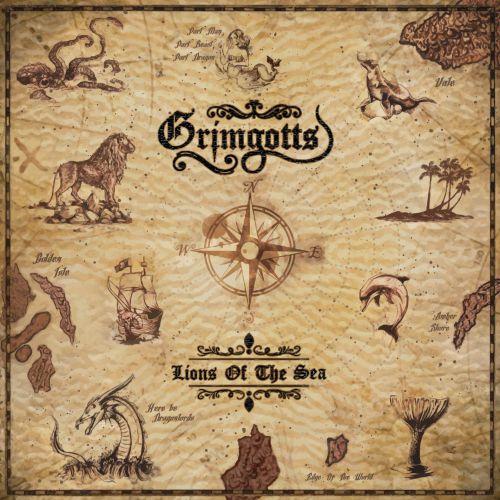 Grimgotts - Lions Of The Sea (2017)