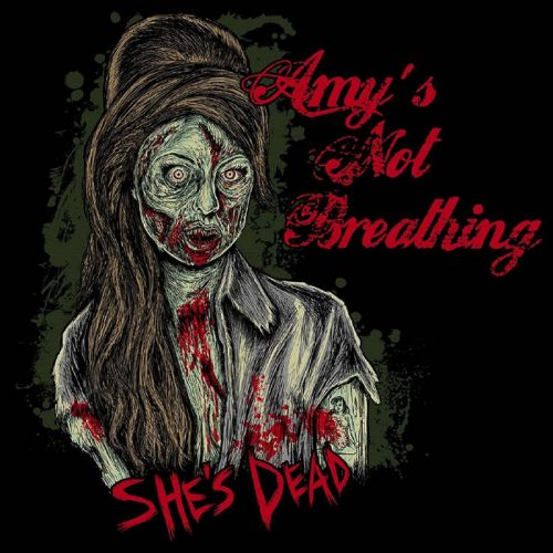 Amy's Not Breathing - She's Dead (2017)