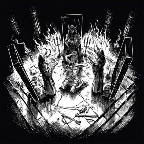Blood Chalice - Sepulchral Chants Of Self-Destruction (2017)