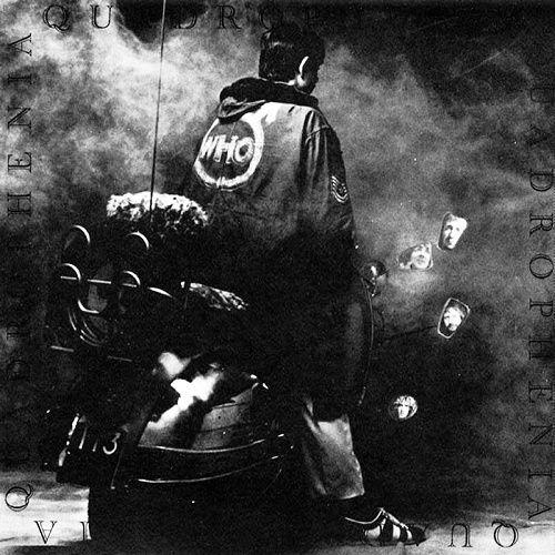 The Who - Quadrophenia [DVD-Audio] (2011)
