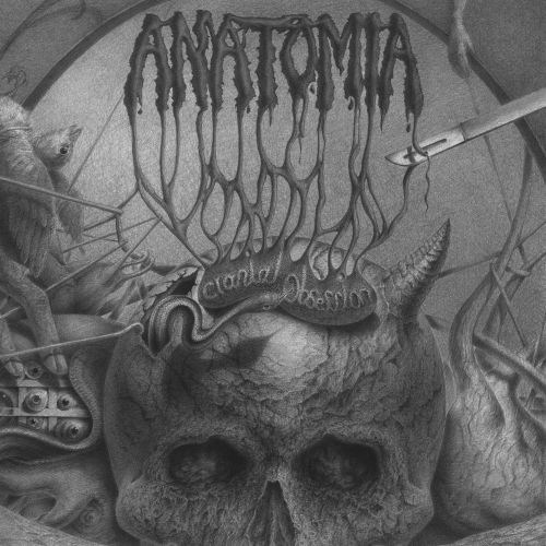 Anatomia - Cranial Obsession (2017)