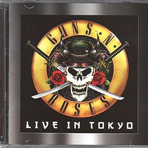 Guns N' Roses – Not In This Lifetime... Live In Tokyo (2017)
