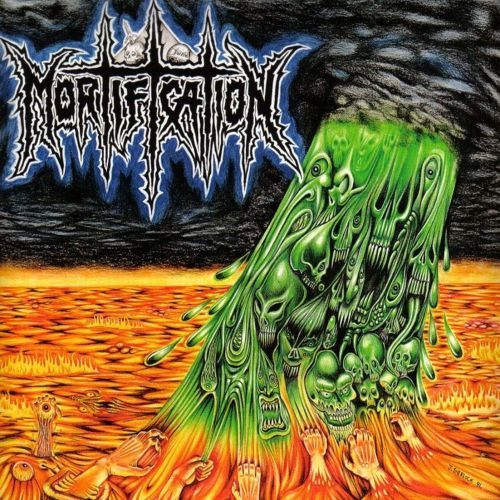 Mortification - Discography (1990-2015)