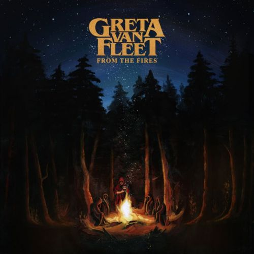 Greta Van Fleet - From the Fires (2017)