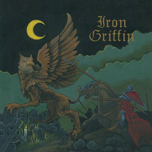Iron Griffin - Iron Griffin (EP) (2017)
