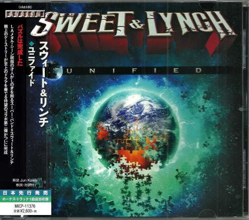 Sweet & Lynch - Unified (Japanese Edition) (2017)