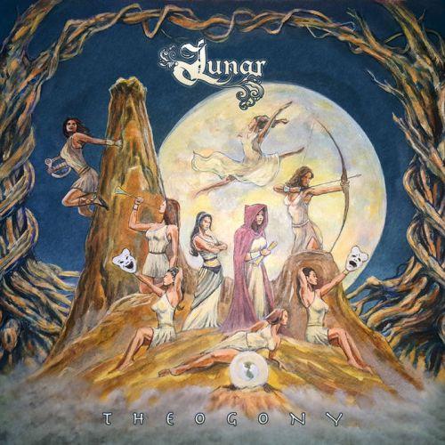 Lunar - Theogony (2017)
