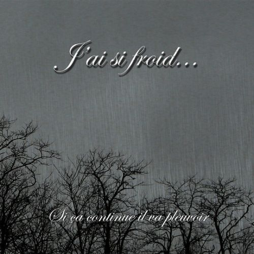J'ai Si Froid... - Si ça Continue Il Va Pleuvoir (2017)