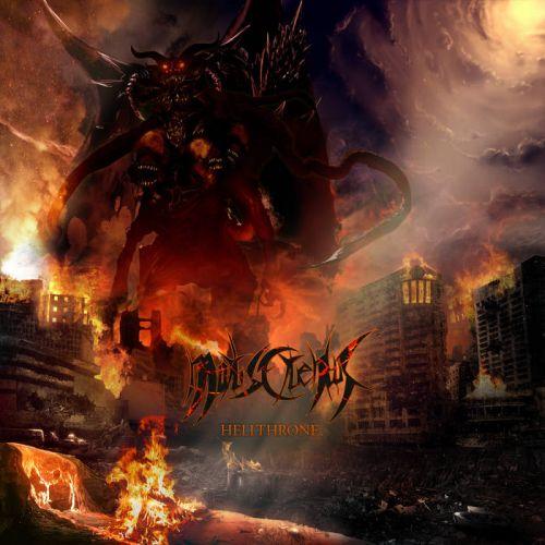 Mortis Cruentus - Hellthrone (2017)