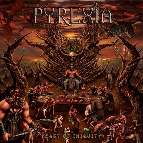 Pyrexia - Discography (1993-2013)