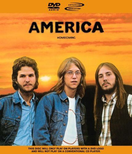 America - Homecoming [DVD-Audio] (2001)