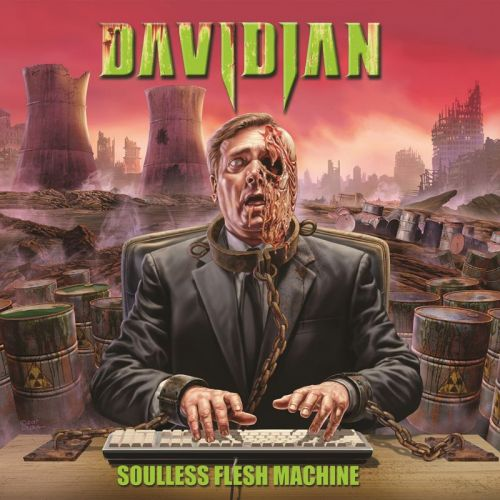 Davidian - Soulless Flesh Machine (2017)