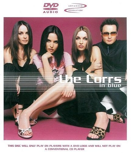 The Corrs - In Blue [DVD-Audio] (2000)